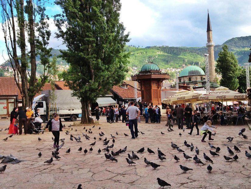 367 TL'den başlayan fiyatlarla Saraybosna