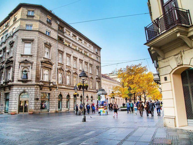 2- Stari Grad'ın tarihi caddeleri