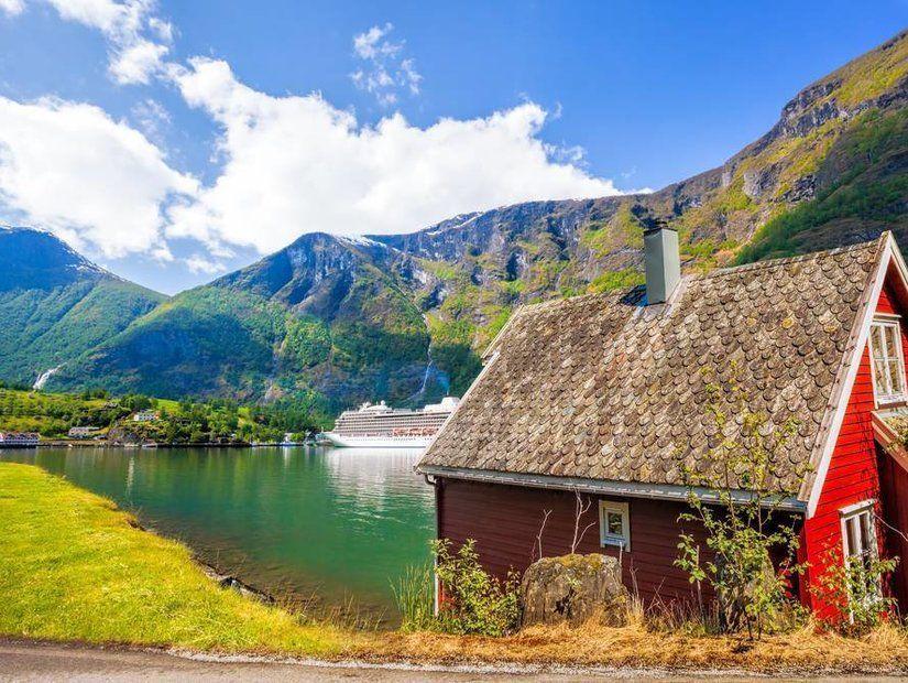 Bergen – Norveç