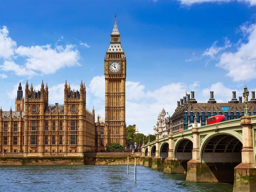 3- Big Ben – Londra
