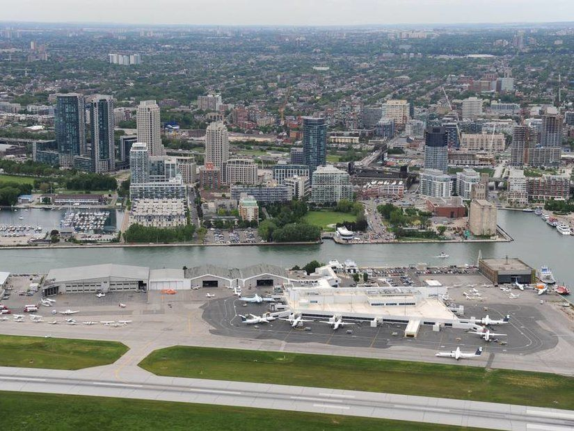Billy Bishop Toronto City Havalimanı