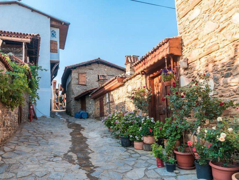 Birgi Köyü, İzmir