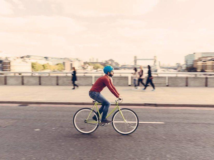 1- Şehri bisikletle turlayın