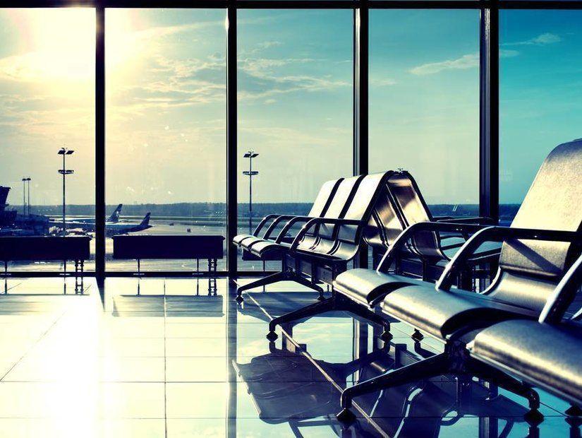 1-Havalimanına erken gidin