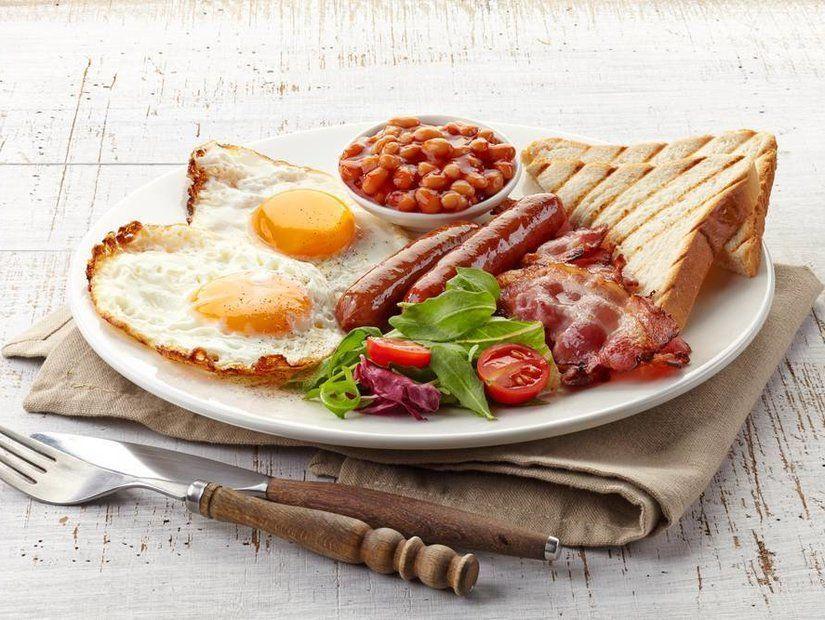 1- New York tarzı bir kahvaltıyla başlayın