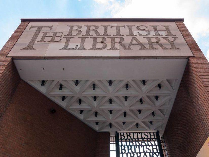 Britanya Kütüphanesi, Londra