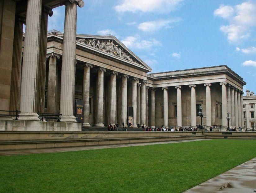 1- British Museum