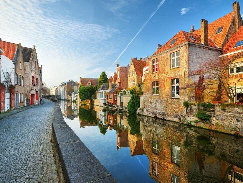 2- Brugge – Belçika