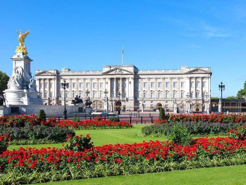 Buckingham Sarayı, Londra