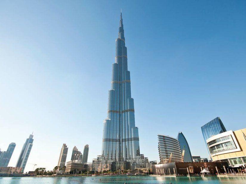 2- Burç Halife – Dubai
