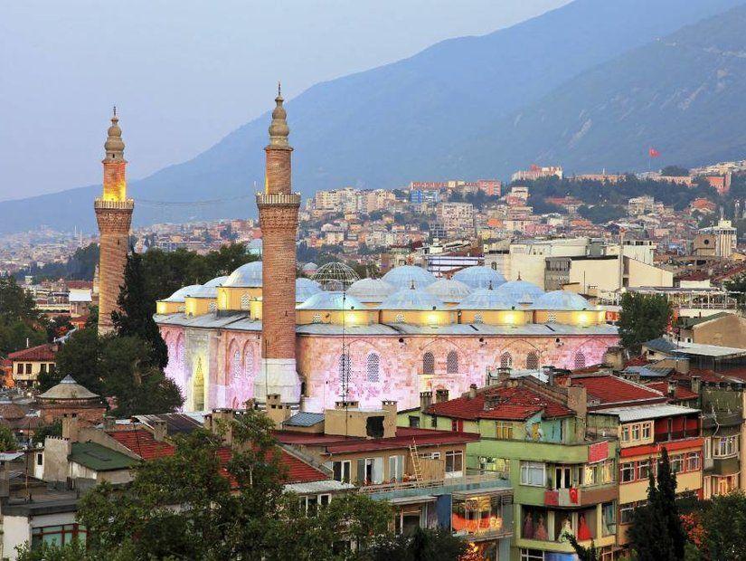1- Bursa (Uludağ):