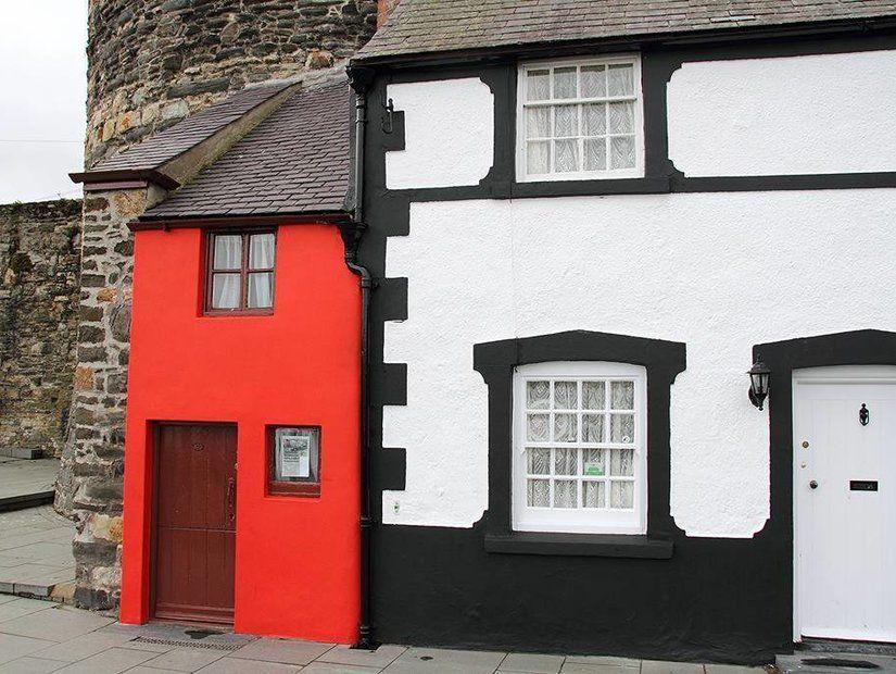 Büyük Britanya'nın en küçük evi