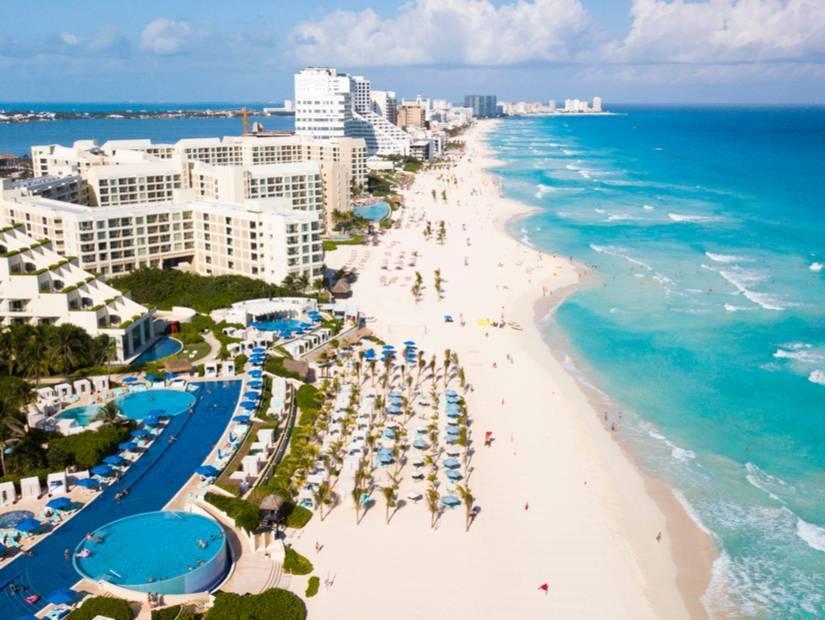 Karayip kıyısındaki güzellik Cancun