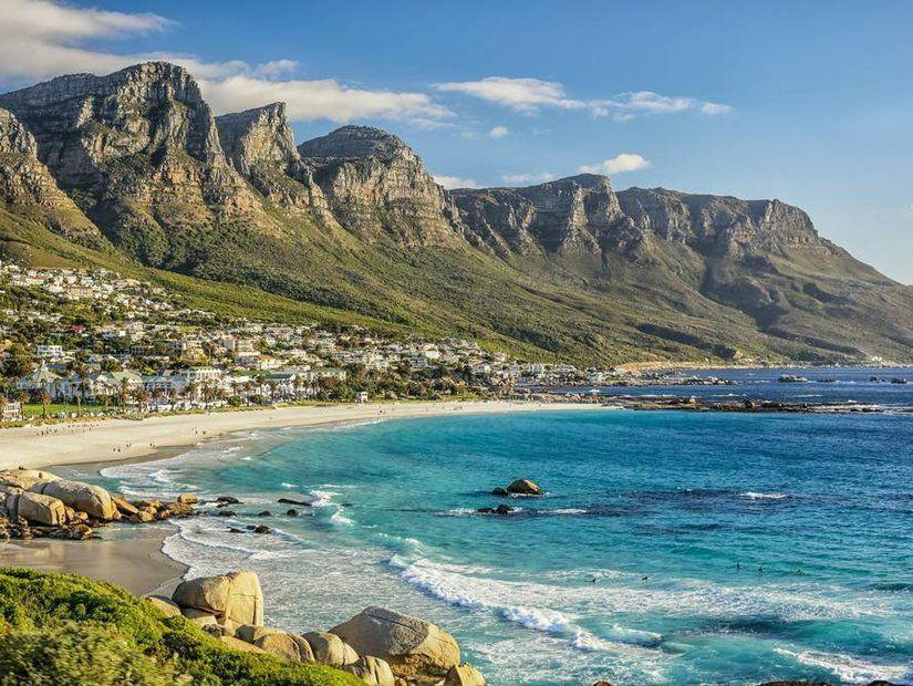 2- Güney Afrika