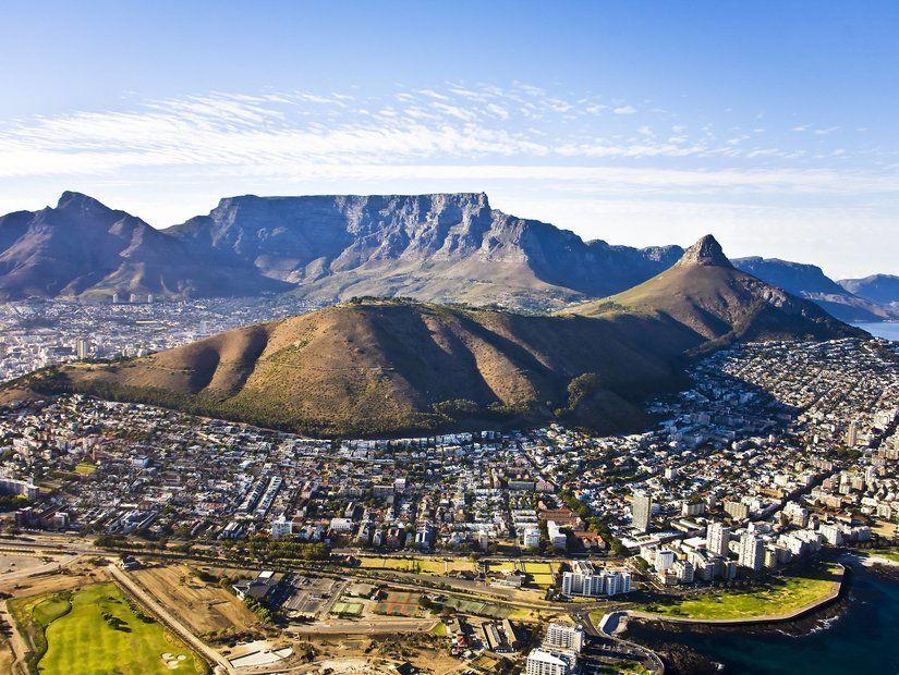 Cape Town (Güney Afrika)