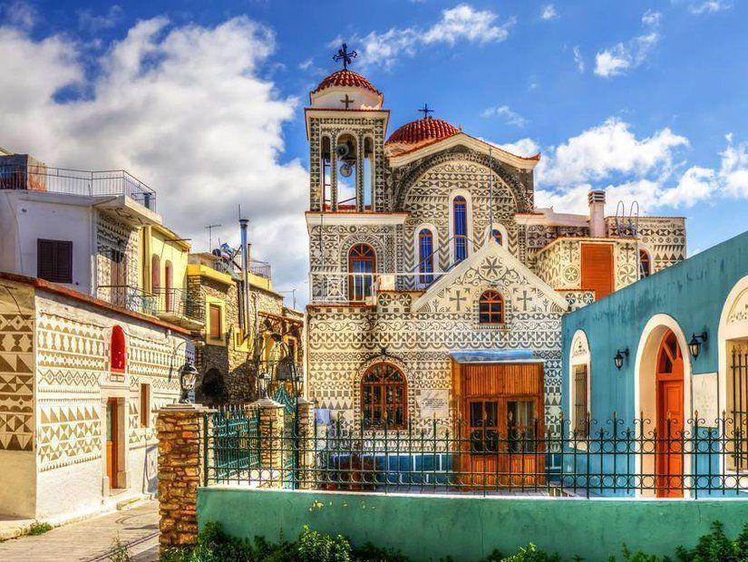 Chios Sakız Adası