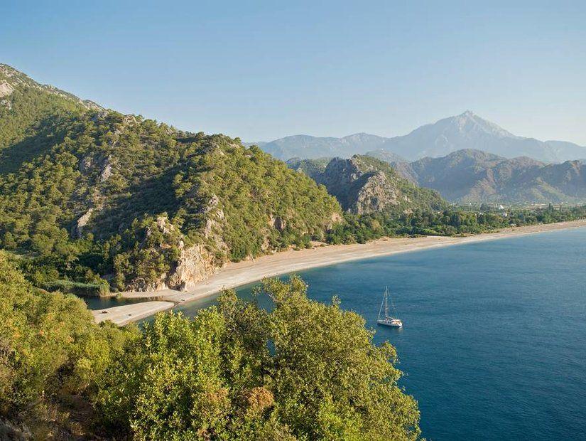 4- Çıralı Plajı, Antalya