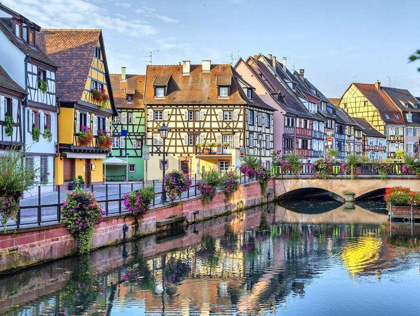 Colmar Fransa Alsas Bölgesi
