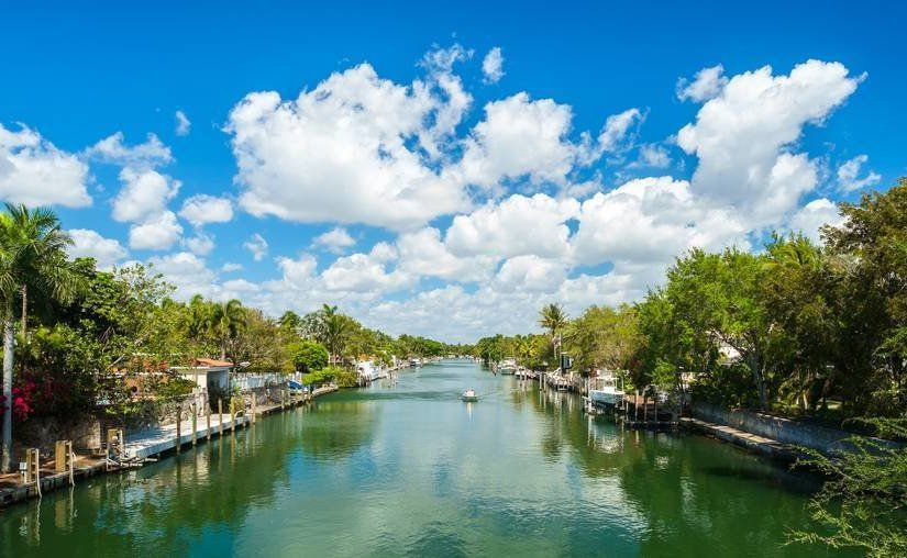 7- Amerika'nın Venedik'i Coral Gables