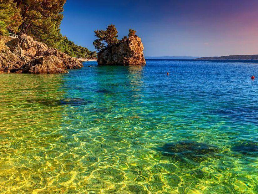 Dalmaçya kıyıları