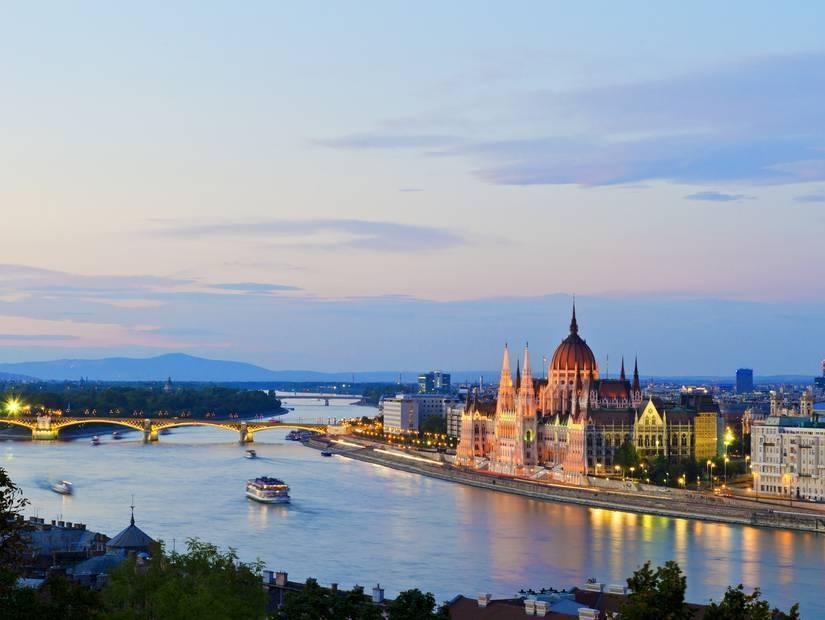 Budapeşte – Tuna Nehri
