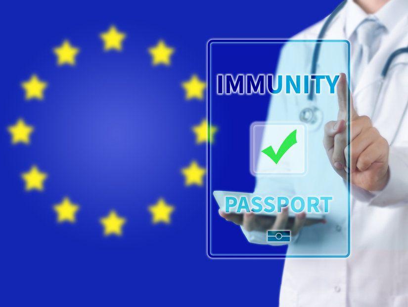 AB djiital pasaportu zorunlu tutacak