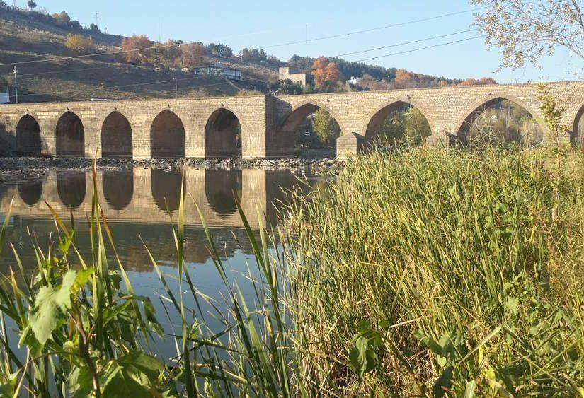 4- On Gözlü Köprü – Diyarbakır