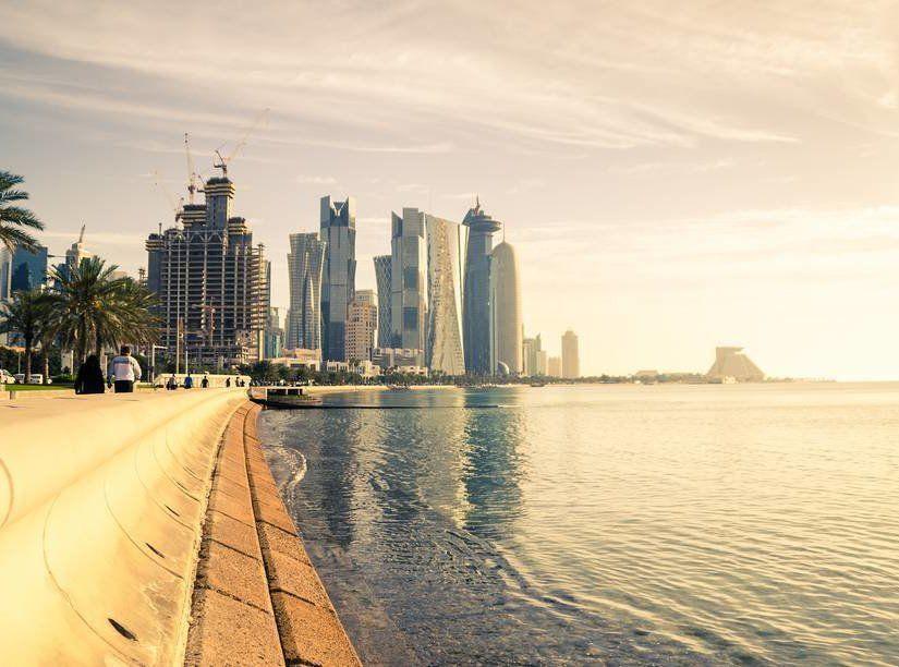 İstanbul'dan Doha'ya vergiler dahil 301 dolardan itibaren