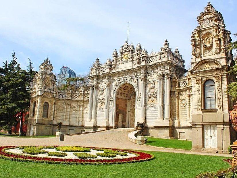 Sultanların izinde Dolmabahçe Sarayı