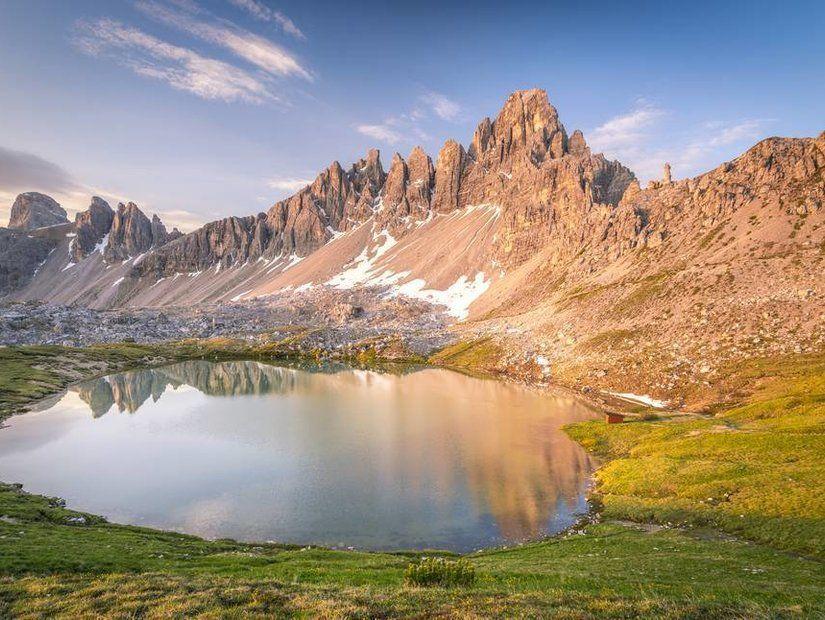 8- Dolomit Dağları