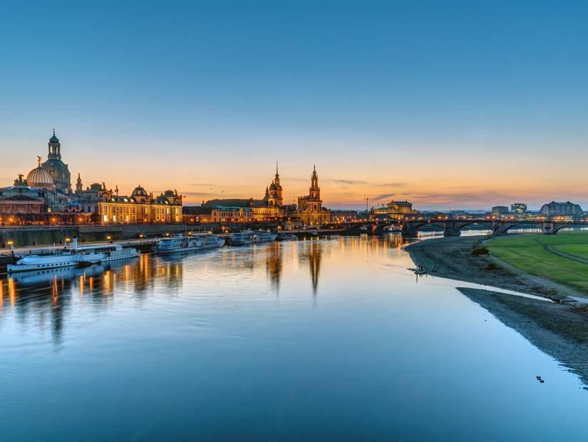 Dresden – Elbe Nehri