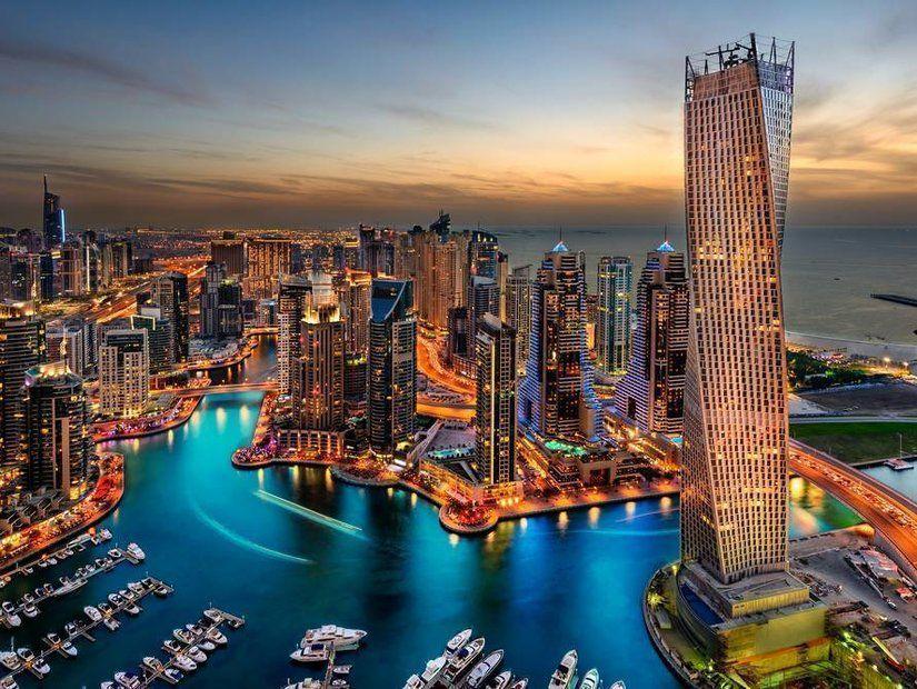 Dubai gidiş dönüş 309 dolar