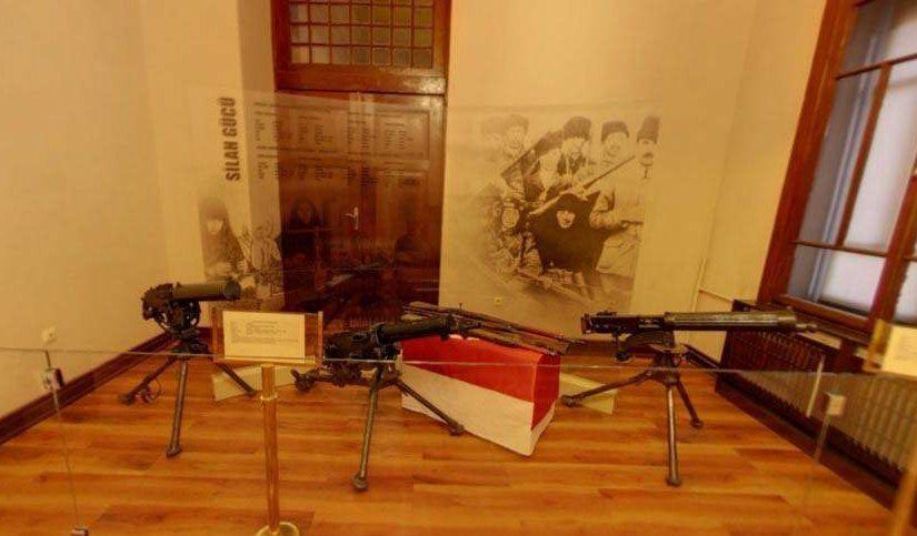 3- Dumlupınar Kurtuluş Savaşı Müzesi (Kütahya)