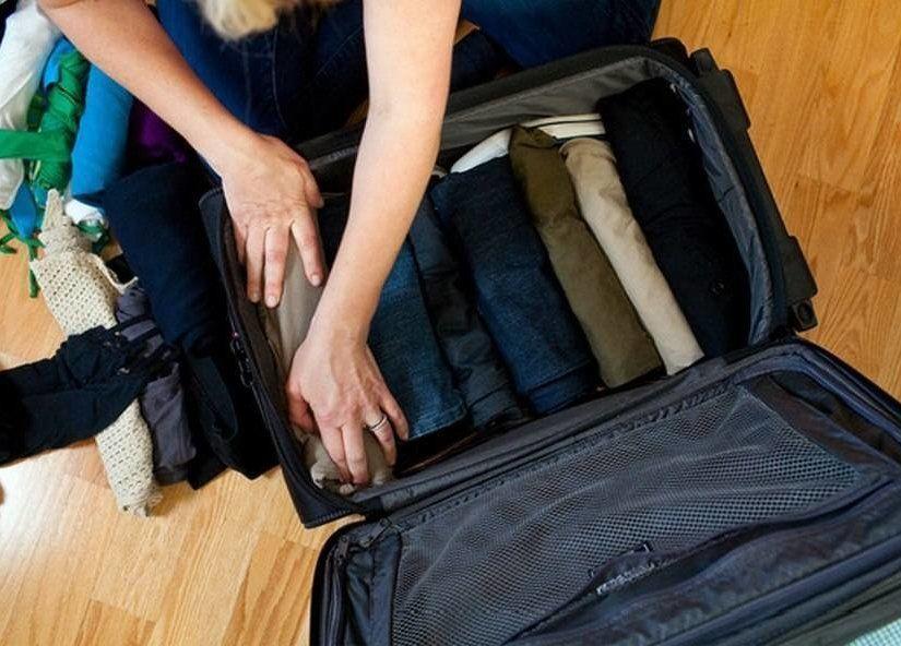 1- Bavulunuzu doğru hazırlayın