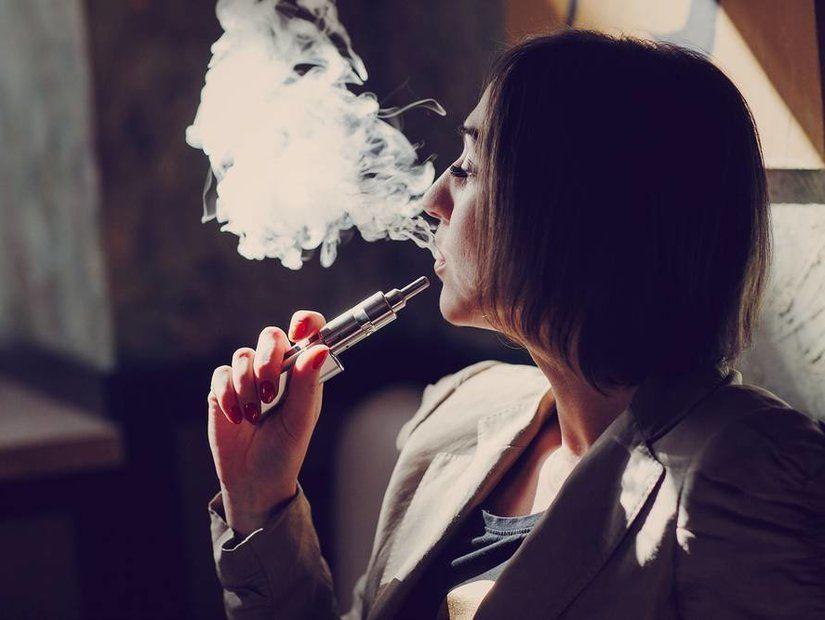 Elektronik sigaraya da ceza var