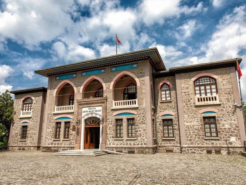 2- Kurtuluş Savaşı Müzesi