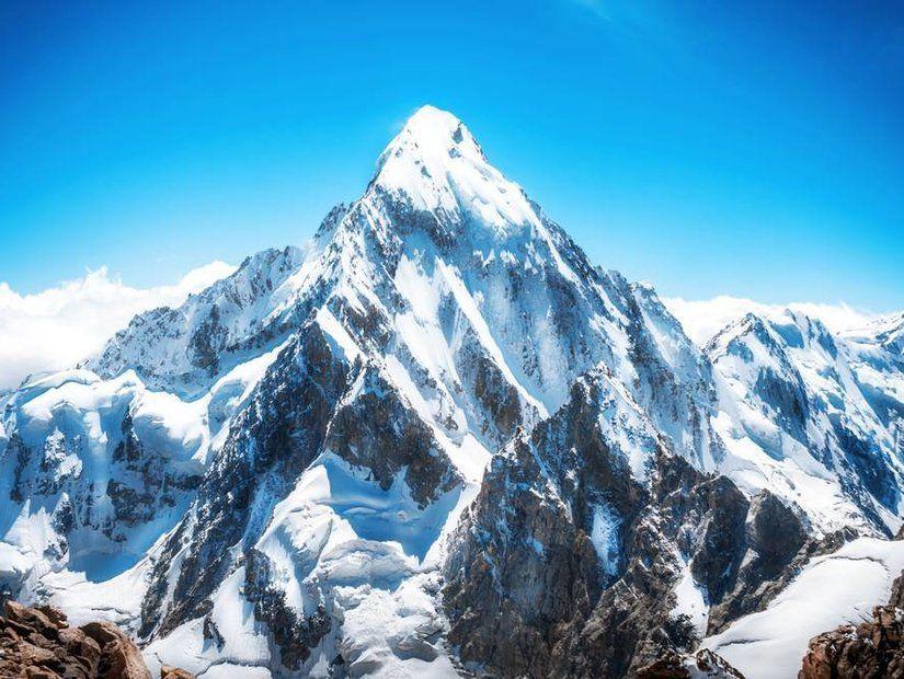 1- Dünyanın en yüksek noktası