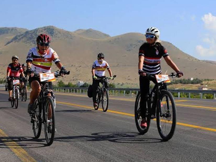 FESTA 2200 Erciyes Bisiklet Festivali (Geçen sene 25 – 28 Temmuz)