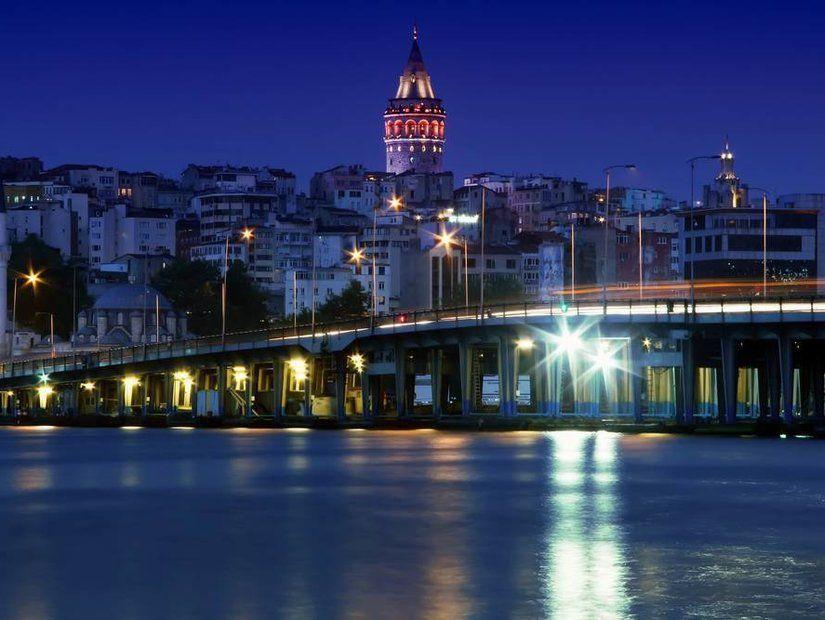 Boğaz turunun ilk durağı Ortaköy