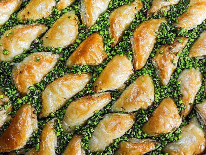 5- Yeni lezzetlere acıkanlara Gaziantep