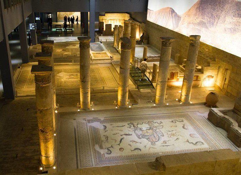Zeugma Mozaik Müzesi'ni dolaş