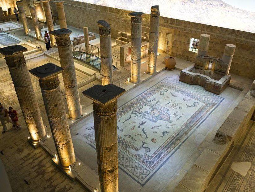 13- Zeugma Müzesi (Gaziantep)