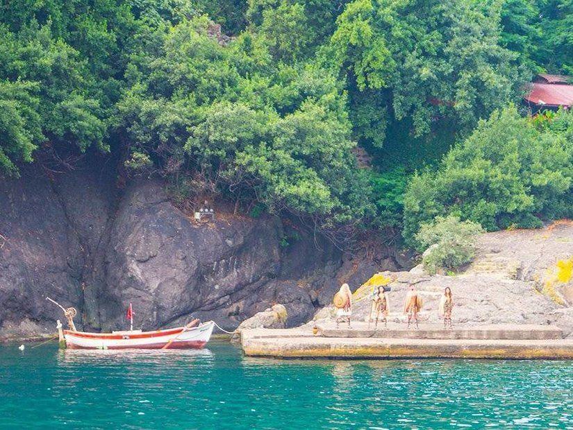 1- Giresun Adası, Giresun