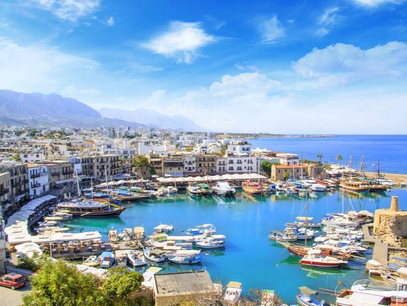92 TL'den başlayan fiyatlarla Kıbrıs