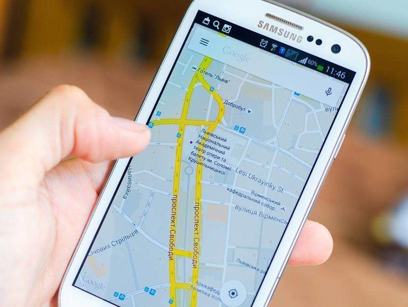 8-Google Maps