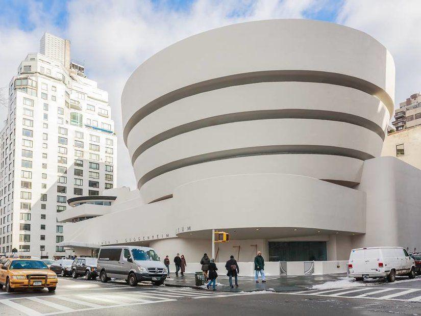 3- Guggenheim Müzesi