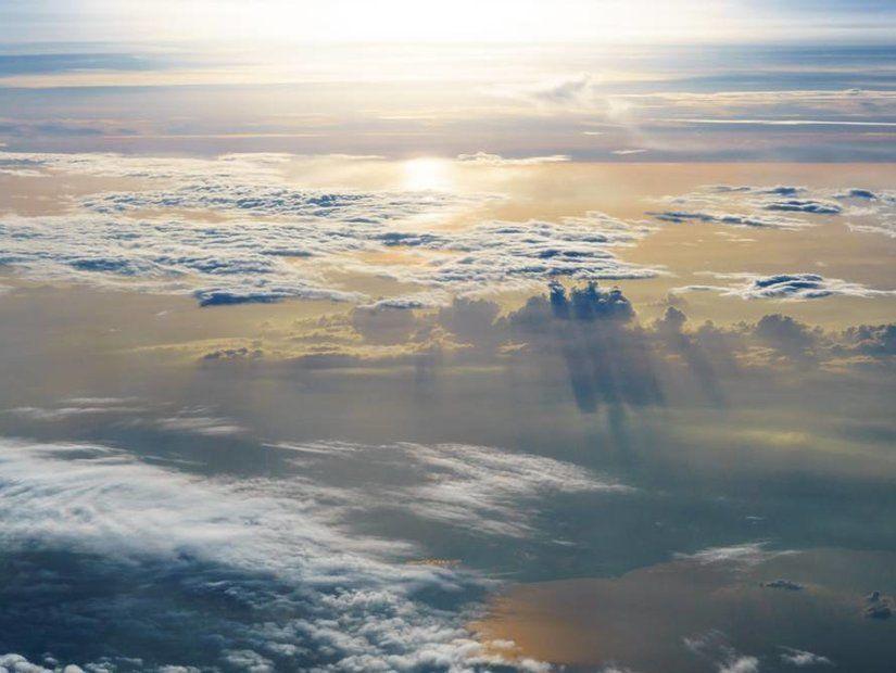 3- Hava hep güneşlidir