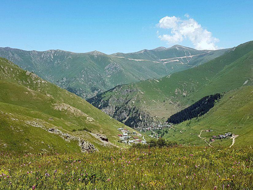 Haldizen Yaylası, Trabzon