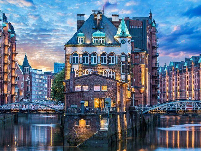 3- Hamburg