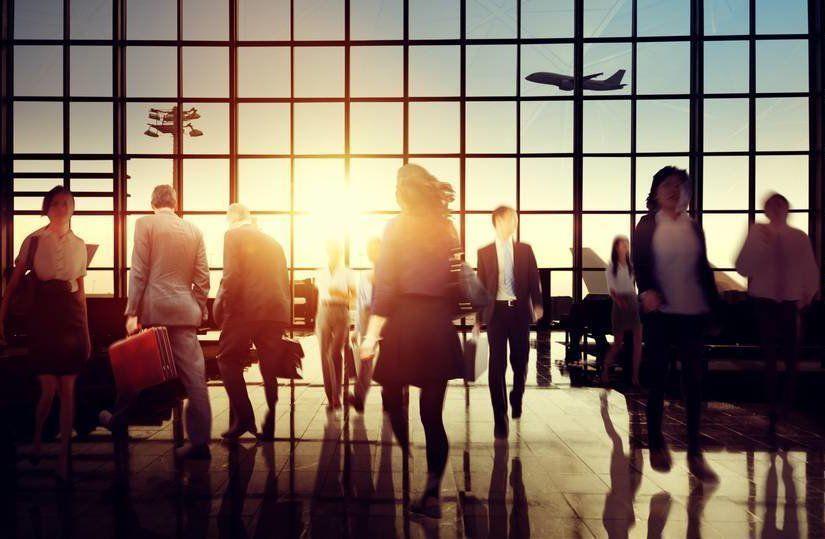 2 ya da 3 saat önce havaalanında olun